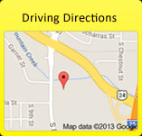 Speedy Shine Car Wash Driving Directions