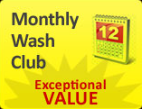 Speed Shine Monthly Car wash Club