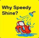 Why Speedy Shine Express Car Wash