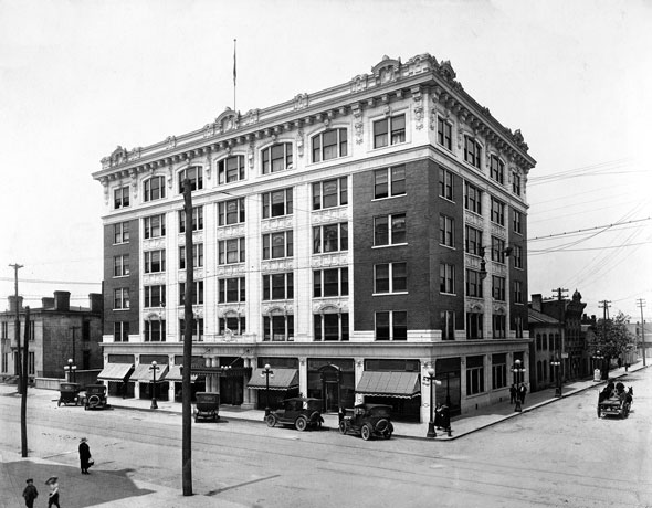 The Elsby Building, 1920s