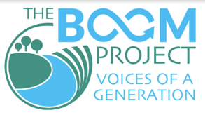 The Boom Project logo