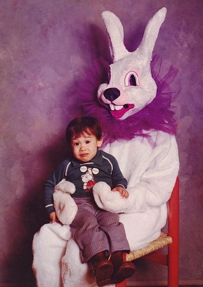 Easter Rabbit Scary