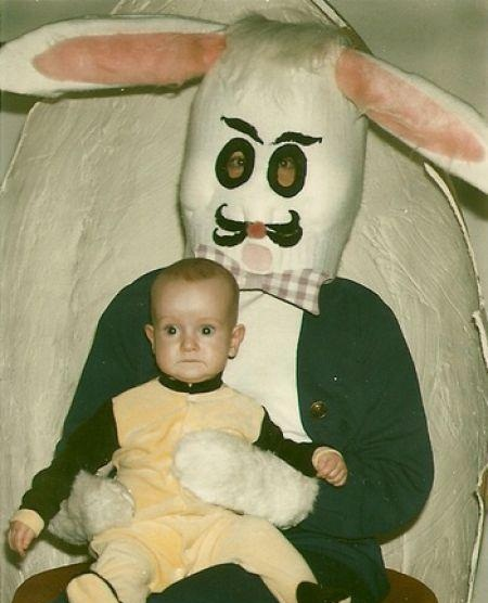 Bad Easter Rabbit Pictures