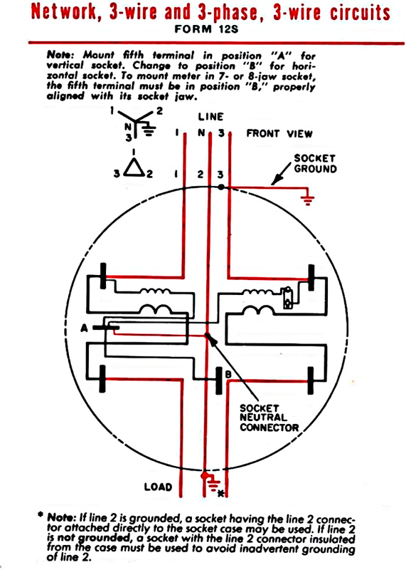 Ge Meter And Panel Wiring Diagram - Catalogue of Schemas on