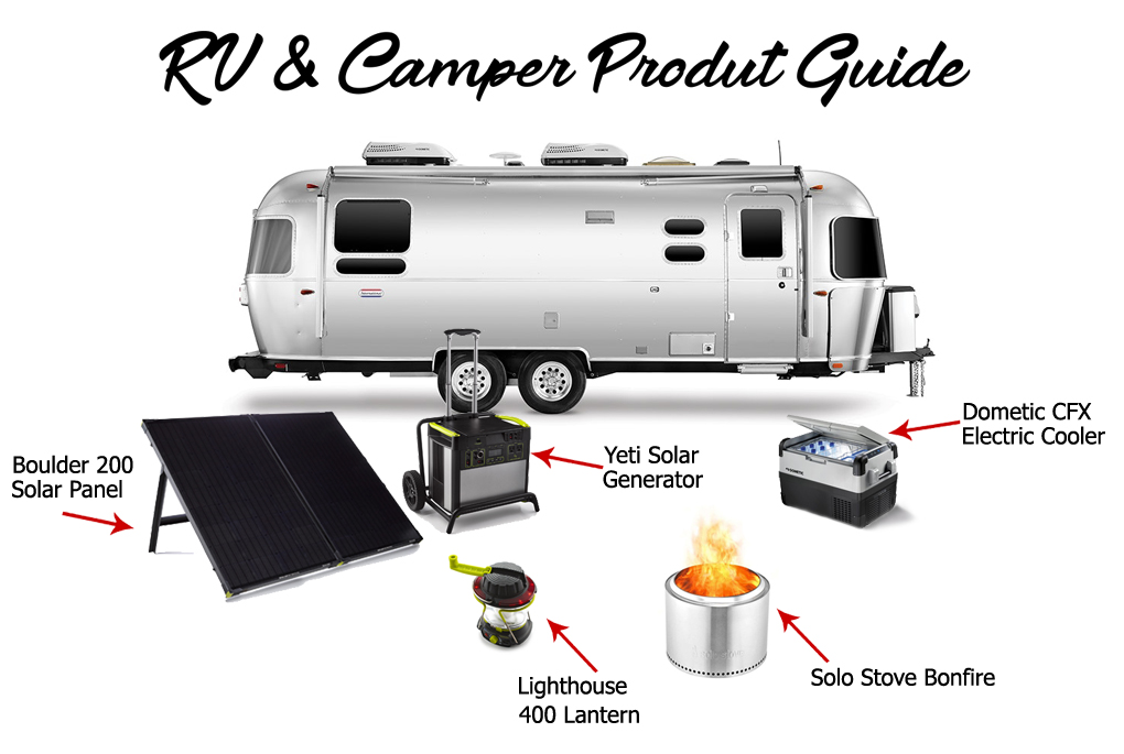 RV & Camper Product Guide